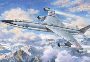 Aereo Myasishcheva: aerei Progetti