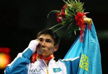 """Baktijar Artajew – """"złoto"""" bokser Kazachstan"""