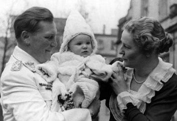 La figlia Germana Geringa Goering Edda