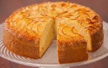 receta de la torta sencilla para el té – un rápido y sabroso!
