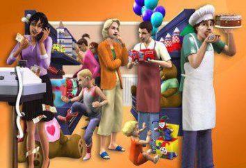 """""""The Sims 2: Affari"""". descrizione"""