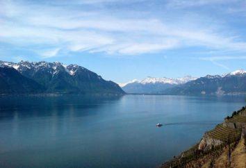 Lac Suisse et leur description