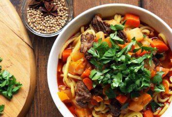 Lagman de cordero: la receta en detalle