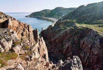 Historia Półwysep Kolski. Rzeki i miasta Półwyspie Kolskim