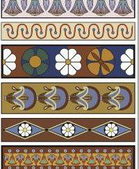 Skąd egipski ornament