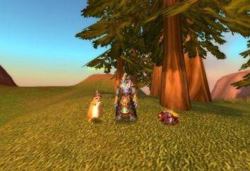 Cane della prateria e altri animali domestici che combattono World of Warcraft