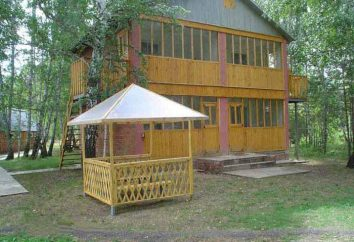 Centre de loisirs sur le lac Kumkul – description des services