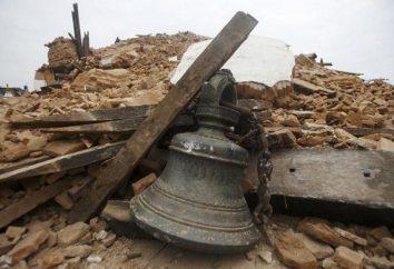 Trzęsienia ziemi w Moskwie i ich konsekwencje. Najsilniejsze trzęsienie ziemi w Moskwie