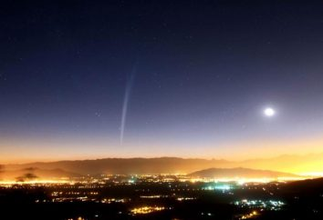 Komety – kosmiczne ciało. Jaka jest ich tajemnica?