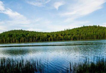 Lago Balankul (Jakasia): cómo conducir?