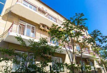 """""""Primorsky"""" – hotel 3 * (Anapa, Rússia): revisão, descrição, quartos e opiniões de turistas"""