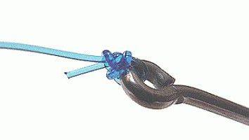 """""""Palomar"""" – site pour la pêche. Comment tricoter le noeud d'un pêcheur"""