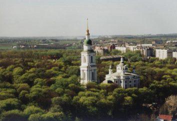All Saints Cemetery, Tula: Beschreibung, Geschichte, Adressen und Bewertungen