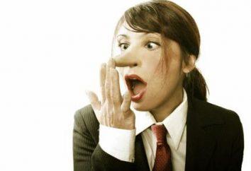 Największym nos na świecie, którzy mają szczęście jej właścicielem?