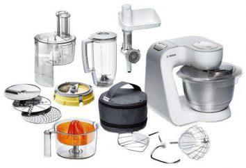 Bosch MUM 54251 – ein perfekter Assistent in der Küche
