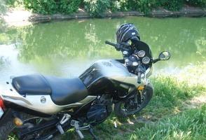 """Motocykl Zongshen ZS250gs – nowa """"gwiazda"""" na """"niebie"""" motocykli"""