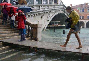Inondazioni in Italia. I peggiori disastri naturali