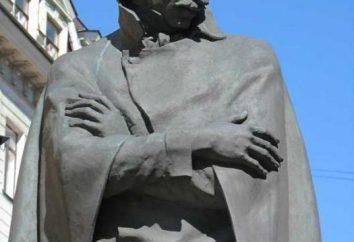 Gogol Denkmal in St. Petersburg: Die Geschichte der Schöpfung