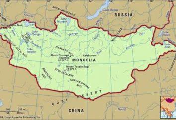 Das Klima in der Mongolei. Geographische Lage und interessante Fakten