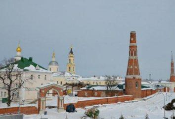 Old-Golutvin Monastery: opis, historia i zdjęcia