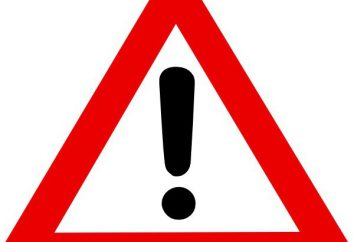 Znaki ostrzegawcze z przepisami ruchu drogowego. Ostrzeżenie znaków drogowych i ich opis wyjaśnień i komentarzy. Jakie są znaki ostrzegawcze?