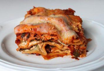 Jak szybko gotować lasagne w domu?