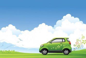 La voiture à l'hydrogène. Générateur pour un hydrogène de voiture