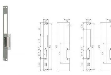 latch elettromeccanico: installazione, schema elettrico, principio di funzionamento