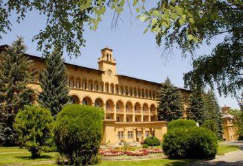 """Sanatorium """"Mosca"""" (Kislovodsk): recensioni dei turisti, descrizione, foto"""