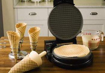 Waffle: recensioni casalinghe. E 'cosa o spreco di denaro necessaria ed essenziale? Cosa comprare un ferro per cialde?