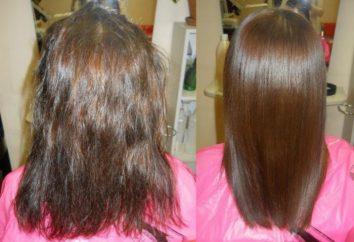 Keratyna prostowanie włosów: za ile? Charakterystyka procedury, cenę, opinie