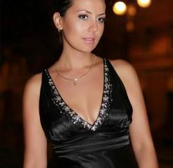 Actriz Kristina Smirnova: Biografía