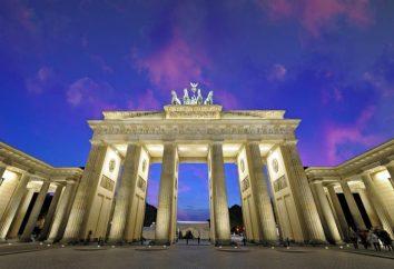 Brandenburger Tor – das Symbol von Berlin