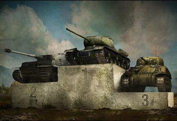 Gioca per gli alti pali, o il modo di aumentare l'efficienza nella World of Tanks