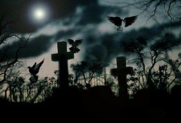 Zapytaj sonnik: Sleepwalk przez cmentarz znaczy?