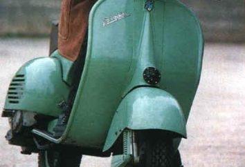 Scooter « Vyatka »: l'aventure « italienne » en russe