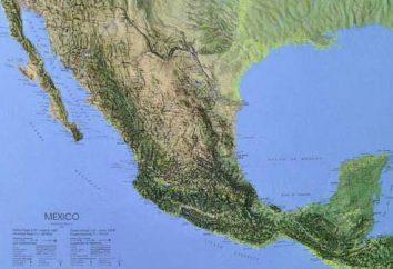 Meksyk: minerały i ulga. Dlaczego Meksyk jest bogaty w minerały?