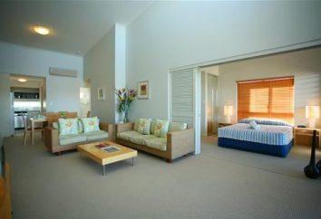 """Wie das Innere des """"Schlafzimmer-Wohnzimmer"""" zu entwerfen?"""