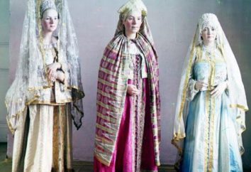 Rosyjski strój ludowy: fotografie, historia kostiumowych i współczesnych interpretacji