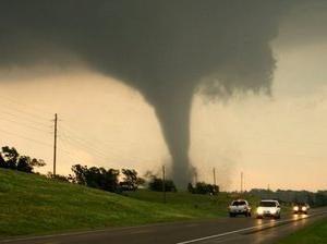 Sen Interpretacja: tornado śni … Dlaczego?