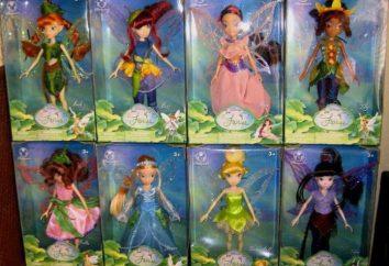 """Lalki """"Disney Wróżki"""" Jak i co wybrać dla księżniczki"""
