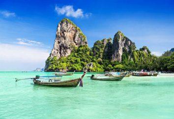Tajlandia w grudniu, opis turystycznych z resztą