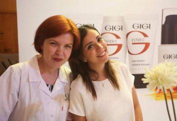 GIGI (cosméticos): comentários. cosméticos profissionais de Israel