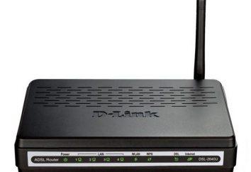 Ajuste de la D-Link DSL-2640U: guía paso a paso