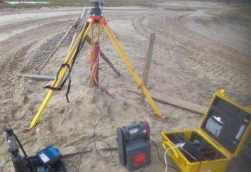 Travaux de géodésie dans la construction. Les types de valeurs, l'organisation, le contrôle des travaux géodésiques dans la construction