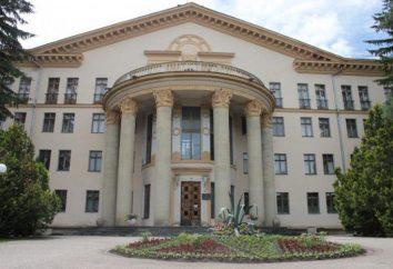Military Sanatorium Kislovodsk: recensioni di trattamento