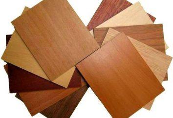 Folheado – é uma substituição alternativa de madeira maciça. portas interiores folheado: características e benefícios