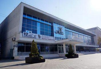 teatr muzyczny, Krasnodar repertuar, adres, obwód hala