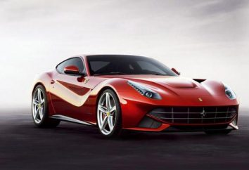 « Ferrari F12 »: spécifications, conception, intérieur et dynamique
