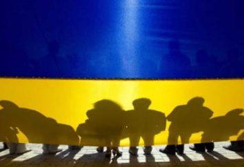 Ukraine Population: réduction possible de jusqu'à 28 millions